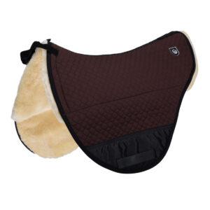 Christ Sadelpaddar Fårskinn 5512_72-Brown-Natural-Special-bomlos-300x300 Christ Special Sadelpad för bomlös sadel, ficka, helfodrad lammull