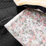 6140_62_d2 Black-Natural Western pad Roundskirt