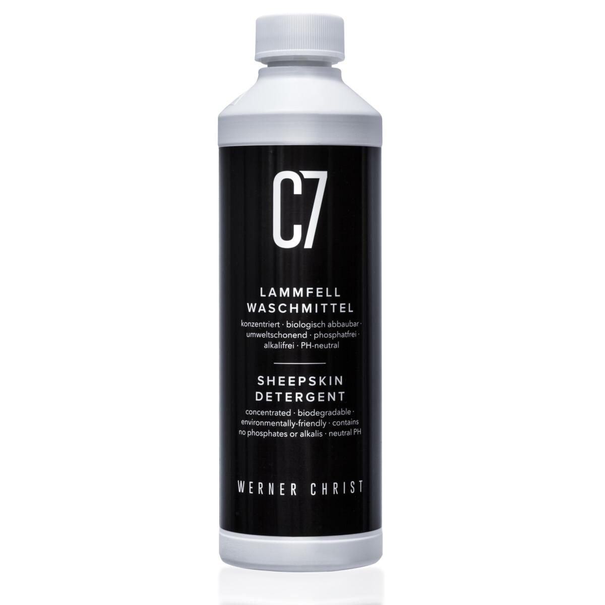 C7 Christ tvättmedel